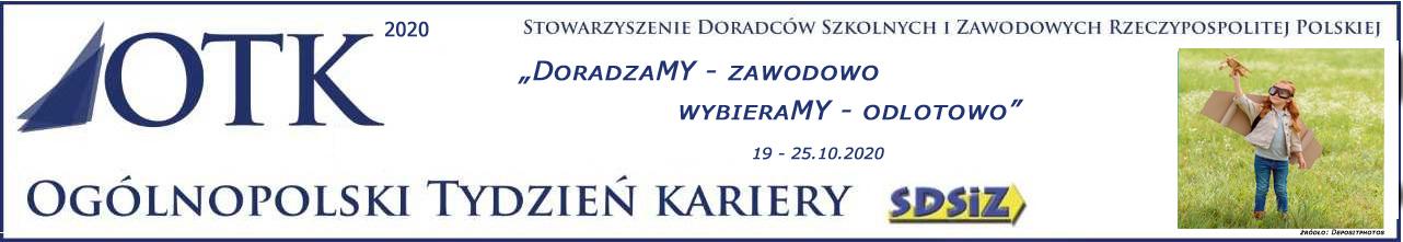 Ogólnopolski Tydzień Kariery banner